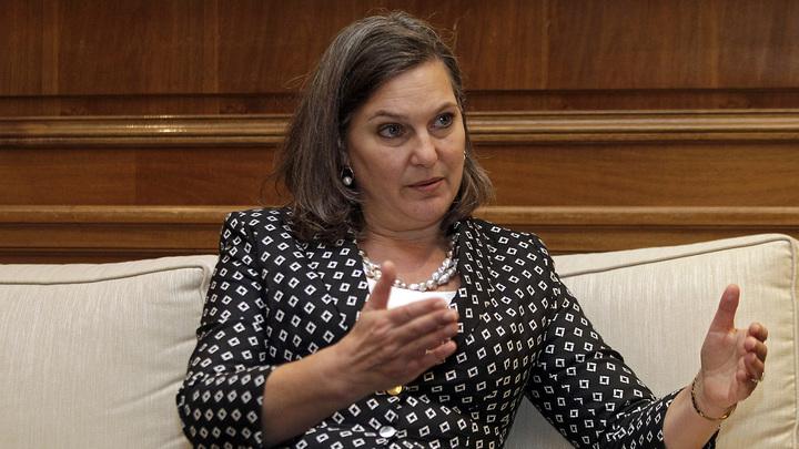 Виктория Нуланд заняла пост заместителя госсекретаря США