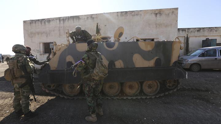 Террористы напали на турецких военных в Сирии, есть жертвы
