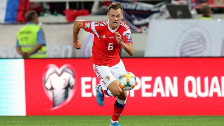 Черышев присоединился к сборной России в Австрии