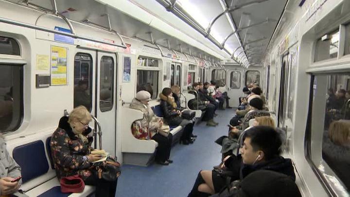 Петербург намерен получить из ФНБ деньги на закупку 950 вагонов метро