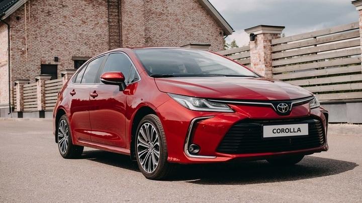 Модели Toyota вновь возглавили мировой рейтинг самых продаваемых
