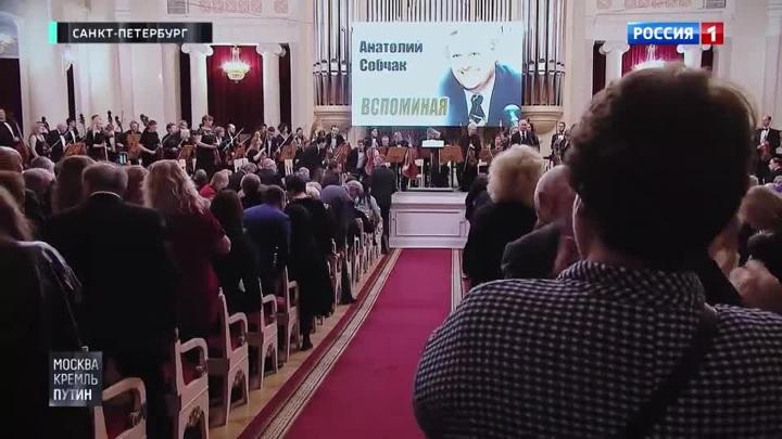 Без полутонов: Петербург вспоминал своего первого и последнего мэра