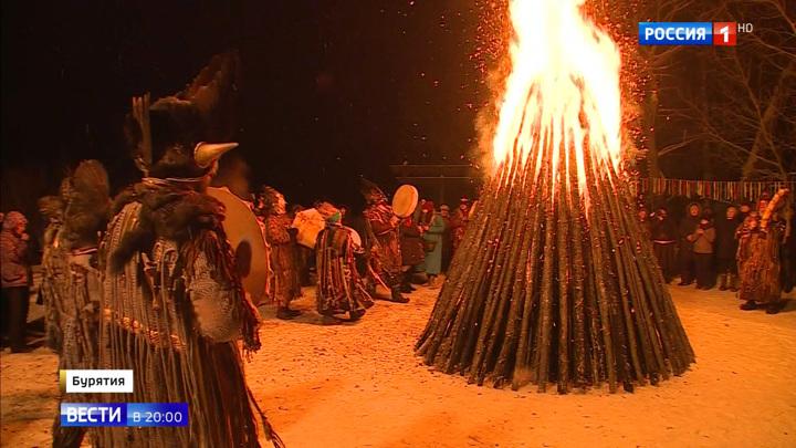 Буддийский Новый год: танцы, мантры и гулянья
