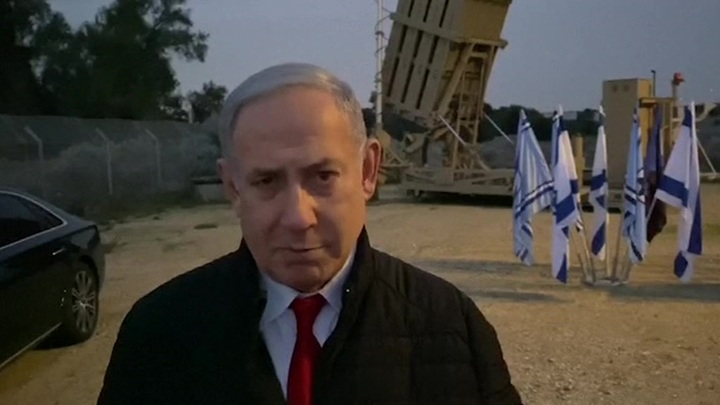 """""""Железный купол"""" не перехватил 10 процентов выпущенных из Газы ракет"""