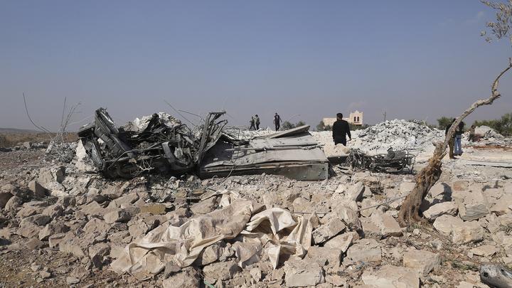 Курдов дистанционно подорвали в Сирии