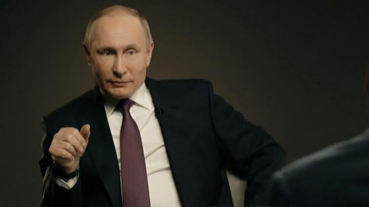 """Путин о росгвардейцах на митингах: """"Дубинкой просто так никто не молотит"""""""