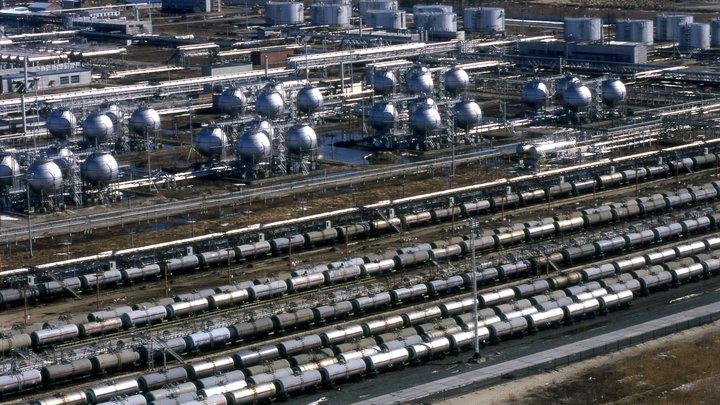 Россия в январе-июле сократила экспорт нефти на 9,1%