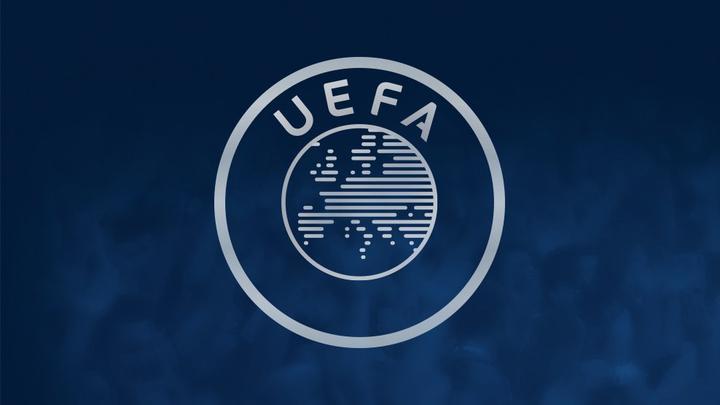 Россия не пустила Украину в топ-10 рейтинга коэффициентов УЕФА