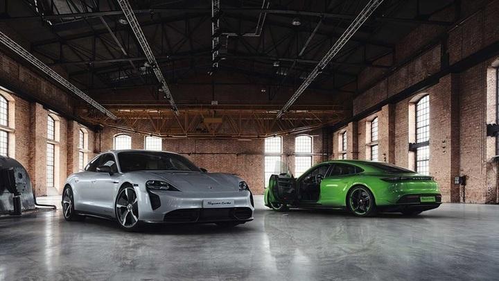 Porsche поедут на батарейках Varta