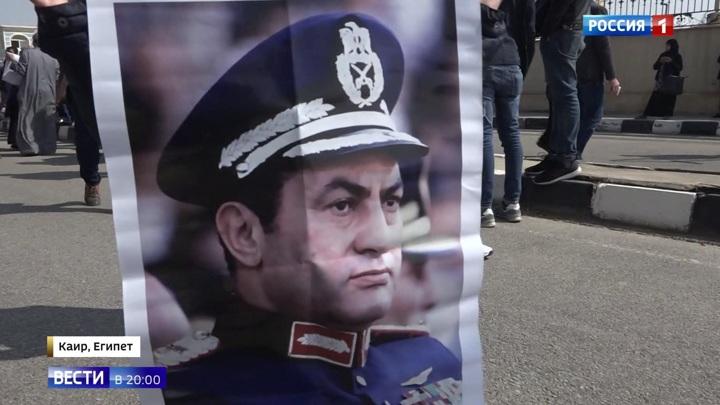 Хосни Мубарак обрел покой: Раиса проводили в последний путь с воинскими почестями