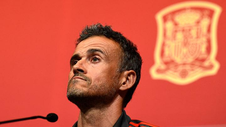 Луис Энрике: усилий Испании оказалось недостаточно для победы