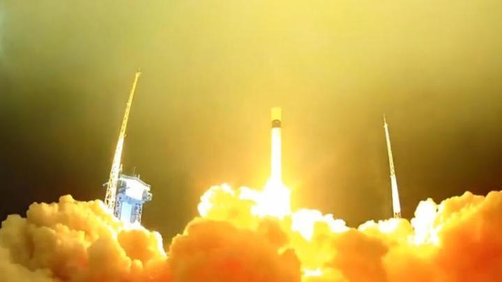 Минобороны опубликовало данные о новой российской сверхлегкой ракете