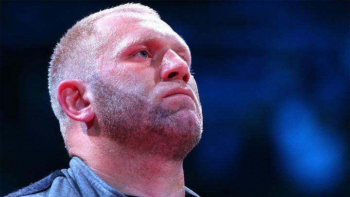 Харитонов дисквалифицирован лигой Bellator на три месяца