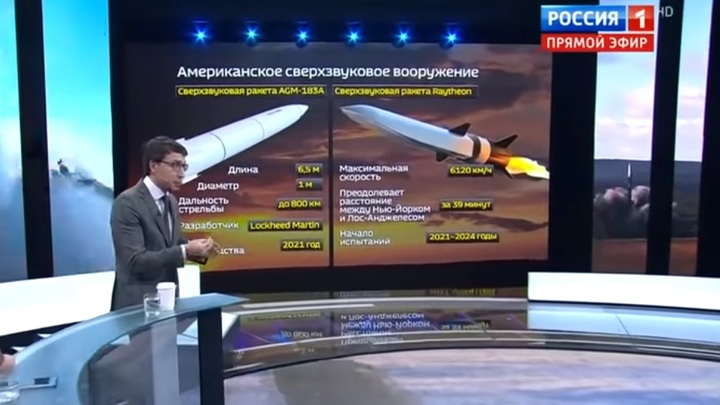 60 Minutes: Russia Has Accomplished What USSR Couldn't and Overtaken US Military Tech!
