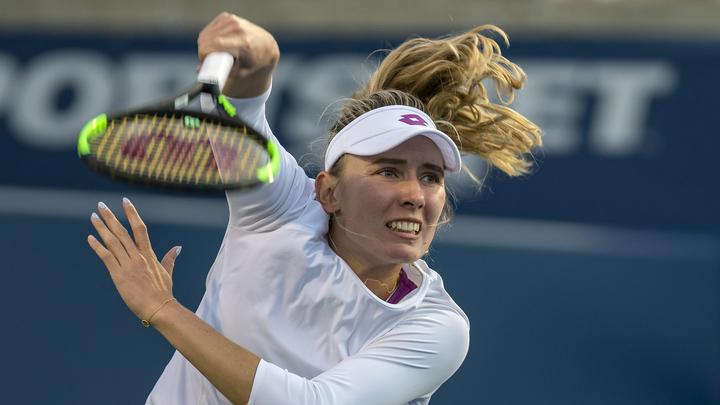 Теннисистка Александрова вышла во второй круг Олимпийских игр