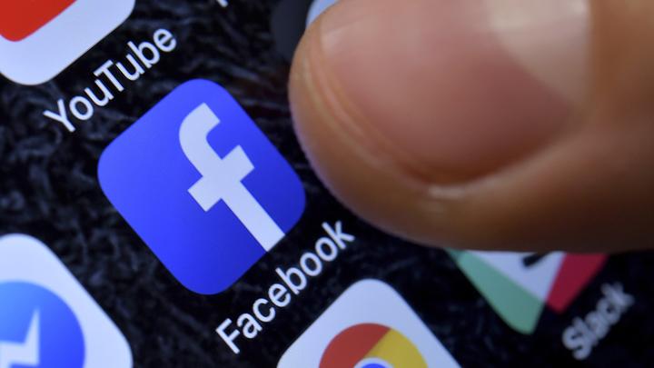 Перед 9 мая Facebook снова взялся за свое