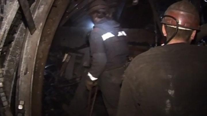 В Коми две шахты задымились из-за одного пожара