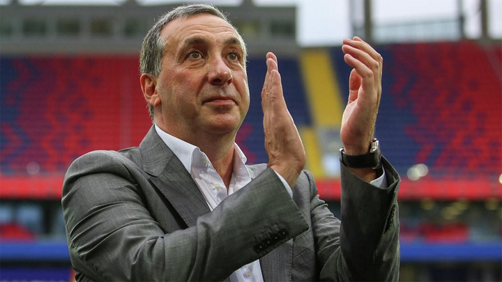Евгений Гинер избран вице-президентом РФС