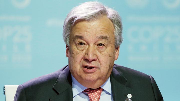 Генсек ООН призвал Израиль и сектор Газа соблюдать перемирие