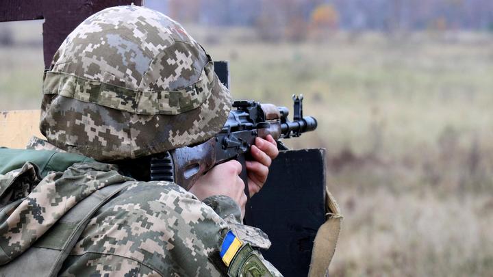 Народной милиции ДНР разрешили уничтожать украинские огневые точки