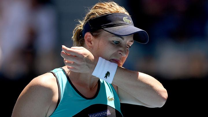 Павлюченкова упустила путевку в полуфинал московского турнира WTA
