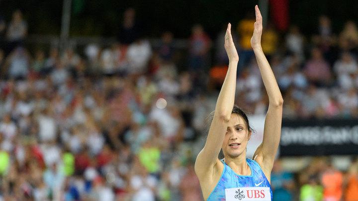 Легкоатлетка Ласицкене выиграла Бриллиантовую лигу в Цюрихе