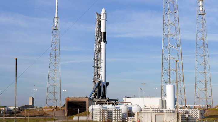 SpaceX установила спутниковыйрекорд