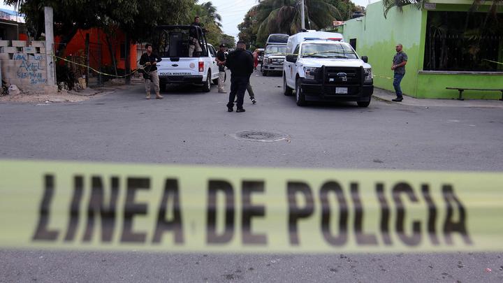 Бойня в Мексике: 11 жертв