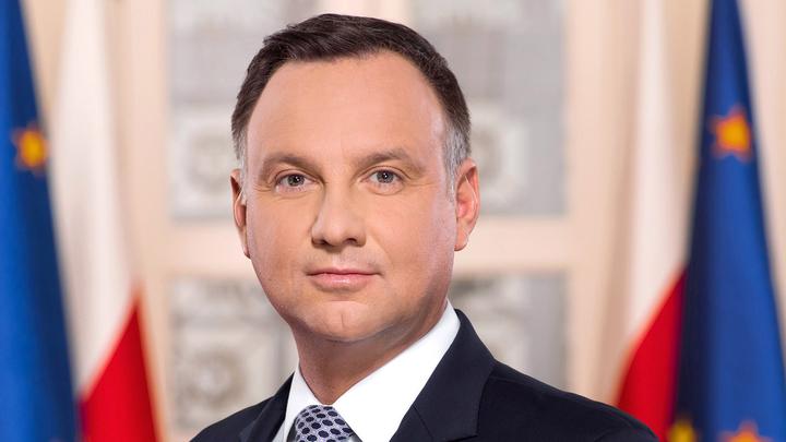 """Дуда: """"Тему вступления Украины в НАТО обсудят на саммите в июне"""""""