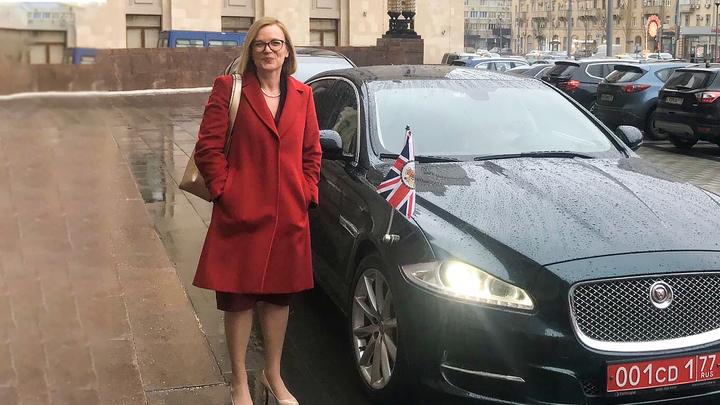 Посол Великобритании в Москве будет вызван в МИД России