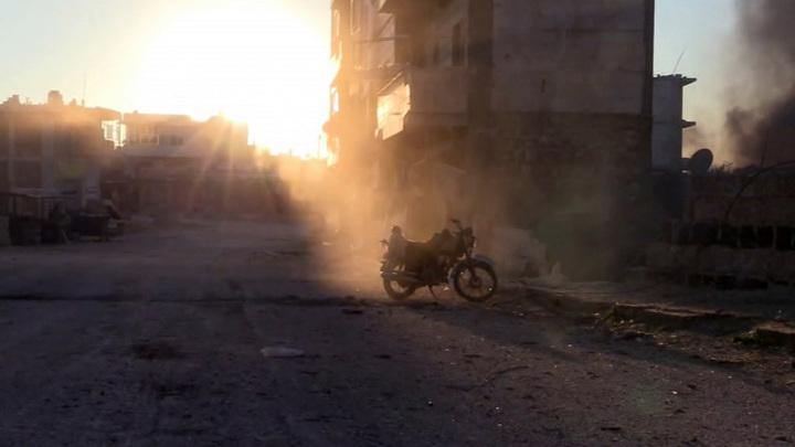 """Сирийские боевики прячутся под """"турецким зонтиком"""". Эксклюзивный репортаж Евгения Поддубного"""