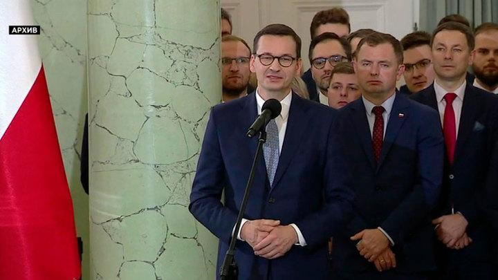 """Польского премьера обвинили в работе """"на радость Путину"""""""