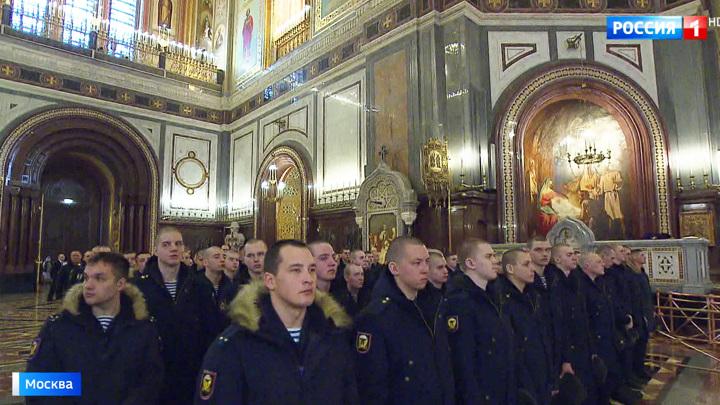 20 лет подвигу: в столице почтили память псковских десантников