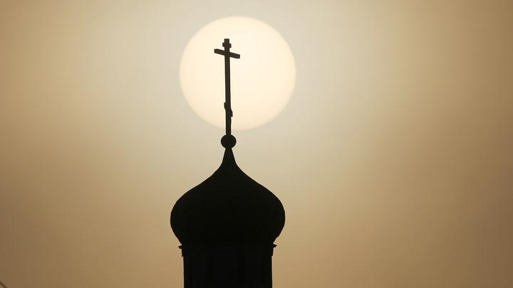 РПЦ выступила против тотального контроля над личностью