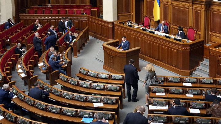 """На Украине начинается """"деолигархизация"""""""