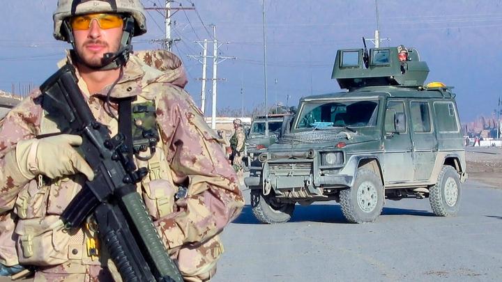 CENTCOM: перед уходом из Кабула США вывели из строя всю технику