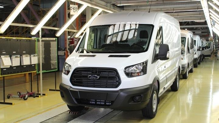 """По примеру """"Газели"""": в России начнут выпуск электрического Ford Transit"""