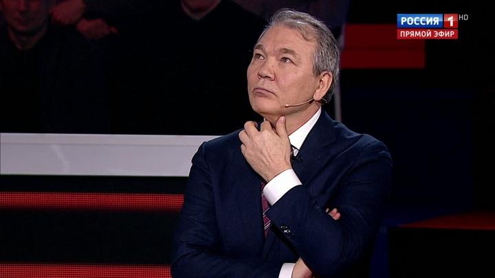 Вечер с Владимиром Соловьевым. Эфир от 27 февраля 2020 года