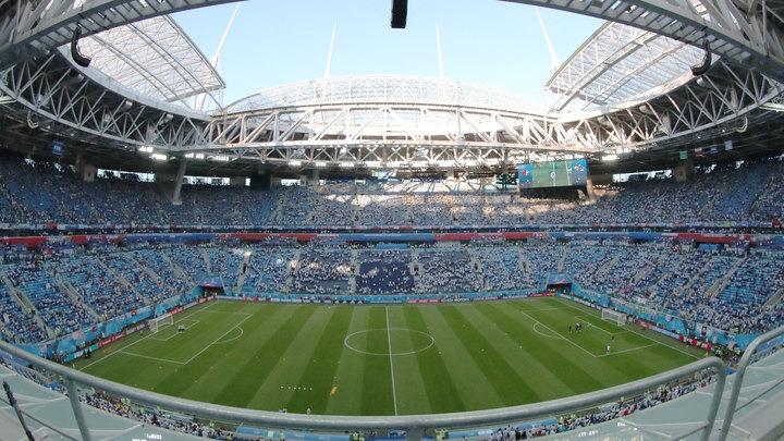 Матч Россия – Кипр в Санкт-Петербурге пройдет со зрителями