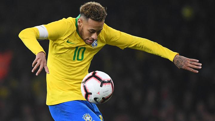 Бразильцы одержали очередную победу в отборе чемпионата мира