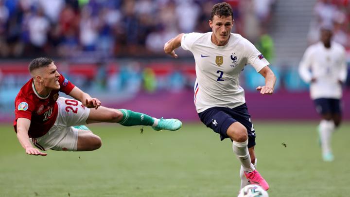 """Евро-2020. Венгрия – Франция – 1:1. Матч группы """"F"""""""