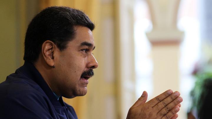 Венесуэла: США хотят устроить у нас военный переворот