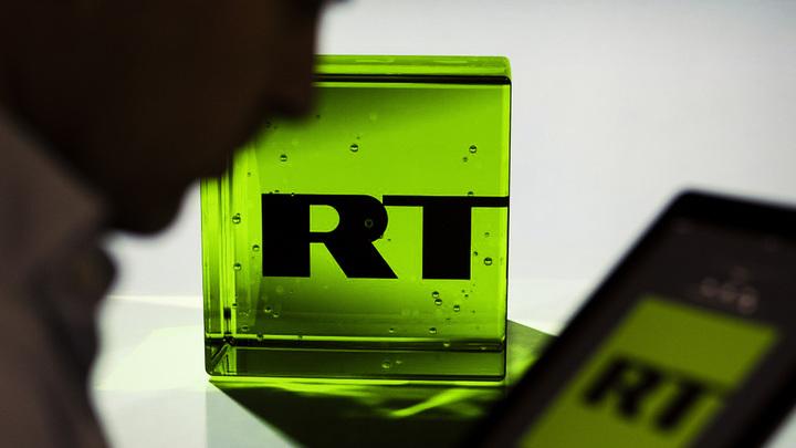 YouTube заблокировал часть контента RT