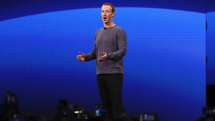 """Цукерберг: """"телепортация"""" при помощи смарт-очков поможет людям и природе"""
