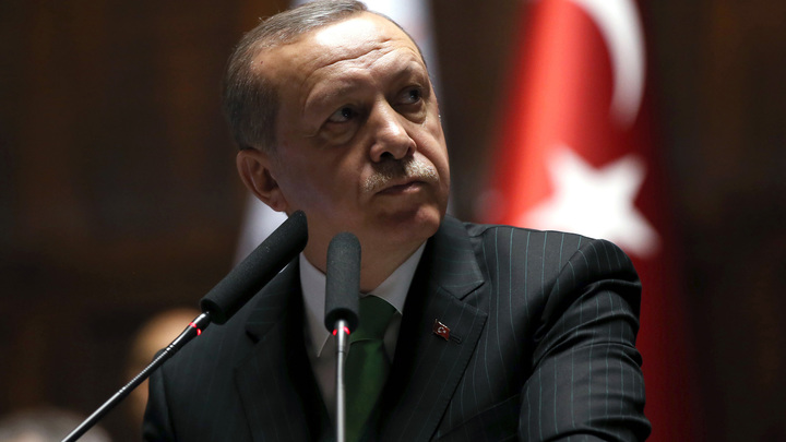 Эрдоган пригрозил новой военной операцией