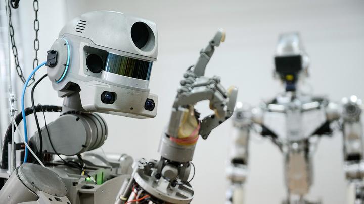 Создатели робота FEDOR разрабатывают дрона для открытого космоса