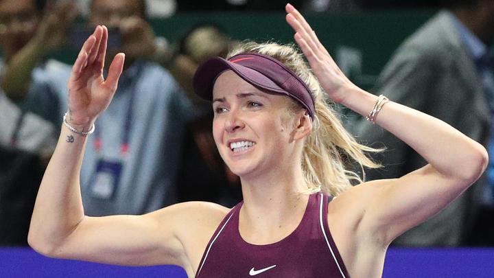 Крейчикова не пустила Свитолину в четвертый круг Roland Garros