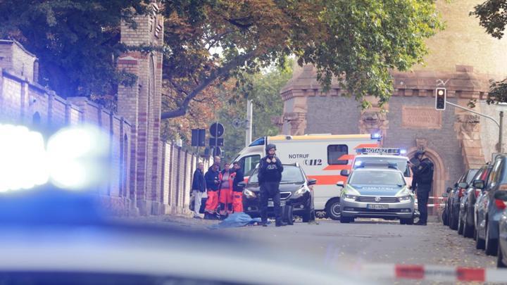 Напавший на синагогу в немецком Галле получил пожизненный срок