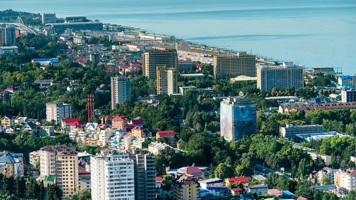 Цены на первичное жилье в Сочи выросли с начала года на 37,9%