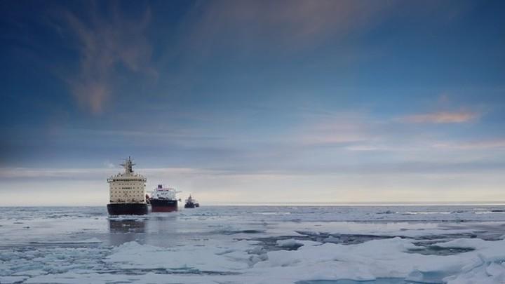МИД: интерес международного бизнеса к Северному морскому пути растет